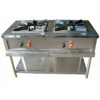 Commercial Gas Burner 4