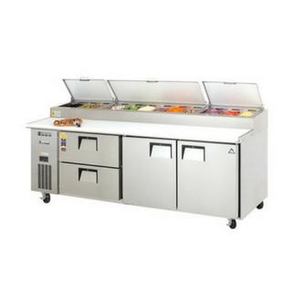 Commercial Refrigerator Pizza Make Line