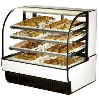 Bakery display counter Manufacturer in delhi