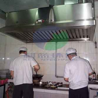 exhaust hood manufacturer