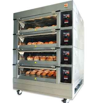 Commercial deck oven price in india