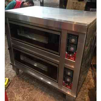 double deck oven and bakery equipment manufacturers