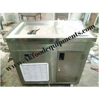 thai ice cream roll machine manufacturers in delhi and ice cream roll machine with pans