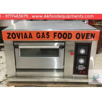 commercial gas bakery oven 1 tray& Gas Pizza oven Price list