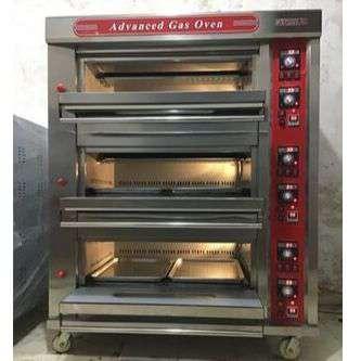 Gas Pizza Oven Price In Delhi India For Single Amp Double